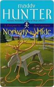Norway to Hide (Passport to Peril, #6)  by  Maddy Hunter