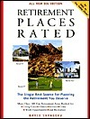 Retirement Places Rated [With Maps]  by  David Savageau