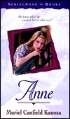 Anne  by  Muriel Canfield