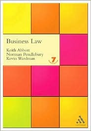Business Law Keith Abbott