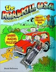 The Roadkill USA Coloring and Activity Book  by  Buck Peterson