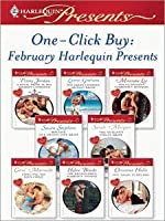 One-Click Buy: February Harlequin Presents