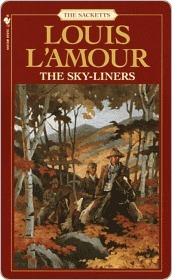 The Sky-Liners  by  Louis LAmour