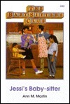 Jessis Baby-sitter (The Baby-Sitters Club, #36)  by  Ann M. Martin