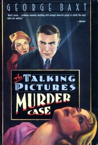 The Talking Pictures Murder Case (Jacob Singer, #4)  by  George Baxt