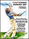 Golf Course Memory Aid  by  Little Gems Incorporated