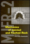 Mechanics of Jointed and Faulted Rock  by  Hans Peter Rossmanith