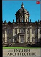 English Architecture: A Concise History