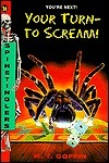 Your Turn - To Scream! (Spinetinglers, No 24) M.T. Coffin