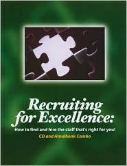 Recruiting for Excellence  by  Salon  Training International