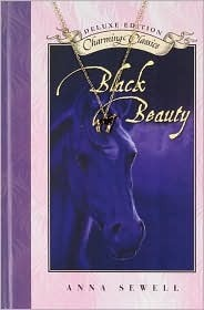 Black Beauty [With Gold-Toned Horse Charm Necklace]  by  Anna Sewell