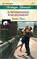A Whirlwind Engagement (City Brides, #3)
