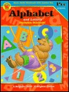 Alphabet & Letters: Basic Skills Workbook With Answer Key : Preschool Bonita Ferarro