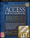 Access For Windows 95 Bible Cary N. Prague