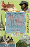 Child Atlas: People & Places  by  Jenny Wood