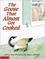 The Goose That Almost Got Cooked Marc Simont