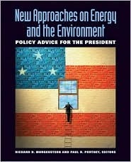 New Approaches On Energy And The Environment: Policy Advice For The President  by  Richard D. Morgenstern