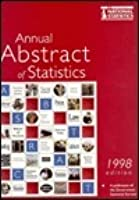 Annual Abstract of Statistics No. 134, 1998