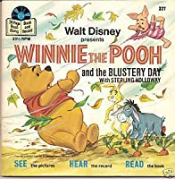 Winnie the Pooh and the Blustery Day (24 Pages Read-Along)