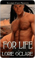 For Life (Werewolves of Malta, #5)  by  Lorie OClare