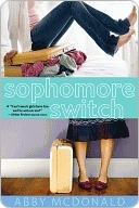 Sophomore Switch  by  Abby McDonald