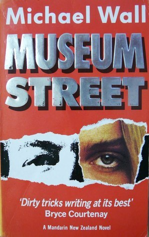 Museum Street  by  Michael Wall