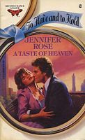 Taste Of Heaven/a 2 Jennifer Rose