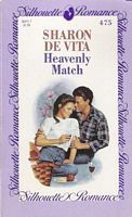 Heavenly Match (Silhouette Romance, #475)