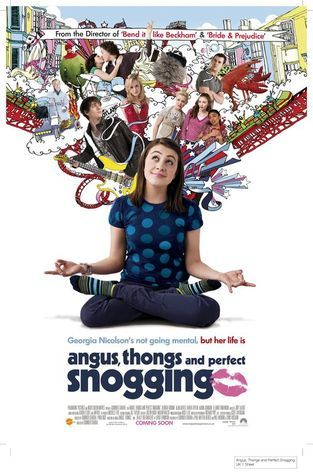 Angus, Thongs and Perfect Snogging (Confessions of Georgia Nicolson): WITH Its OK, Im Wearing Really Big Knickers!  by  Louise Rennison