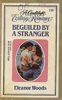 Beguiled  by  a Stranger (Candlelight Ecstasy Romance, #236) by Eleanor Woods