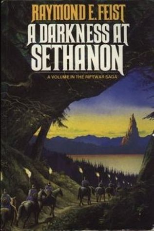 Darkness At Sethanon  by  Raymond E. Feist