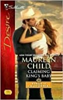 Claiming King's Baby (Kings of California, #5)
