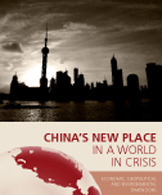 China's New Place in a World in Crisis: Economic, Geopolitical and Environmental Dimensions Ross Garnaut