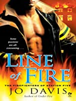 Line of Fire (Firefights of Station Five, #4)