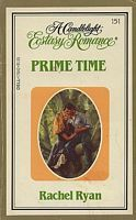 Prime Time (Candlelight Ecstasy Romance, #151)