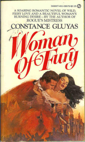 Woman of Fury Constance Gluyas