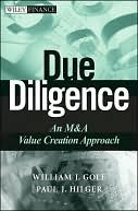 Due Diligence: An M&A Value Creation Approach William Gole