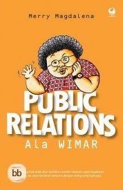Public Relations ala Wimar  by  Merry Magdalena