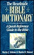 The Hearthside Bible Dictionary: A Quick-Reference Guide to the Bible Martin Selman