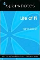 Life of Pi (SparkNotes Literature Guide Series)  by  SparkNotes