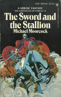 Sword   The Stallion  by  Michael Moorcock