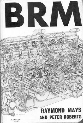 B.R.M.  by  Raymond Mays and Peter Roberts