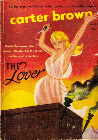 The Lover  by  Carter Brown