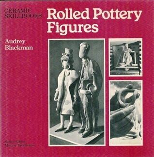 Rolled Pottery Figures Audrey Blackman