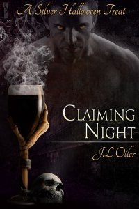Claiming Night  by  J.L. Oiler