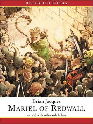 Mariel of Redwall: Redwall Series, Book 4  by  Brian Jacques