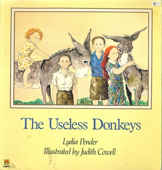 The Useless Donkeys (A Magnet Book) Lydia Pender
