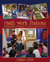 Math Work Stations: Independent Learning You Can Count On, K-2  by  Debbie Diller