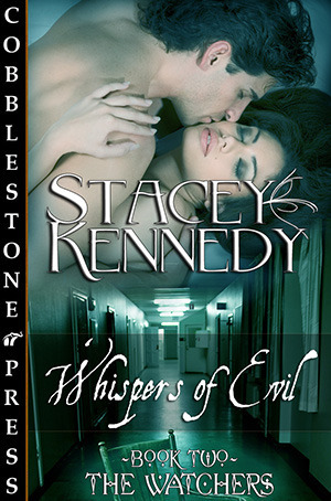 Whispers of Evil (The Watchers, #2) Stacey Kennedy