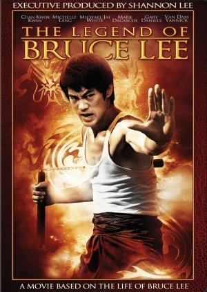 The legend of Bruce Lee  by  Alex Ben Block